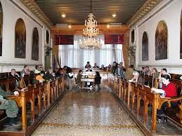 Prima seduta del consiglio comunale
