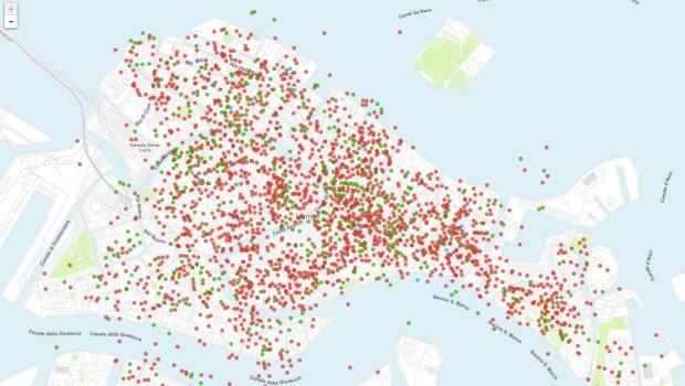 Più di tremila case in affitto a turisti