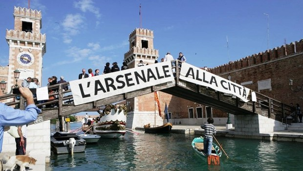 Presente e futuro dell'Arsenale