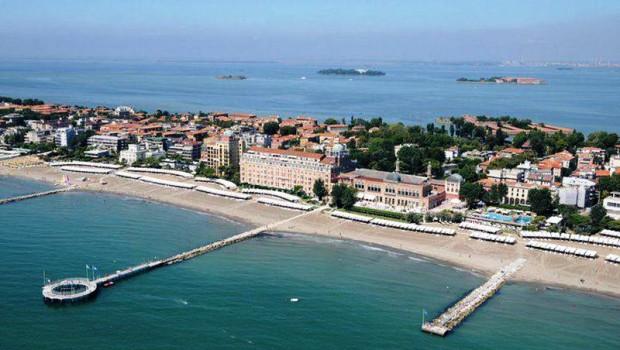 Il Lido e l'Ospedale al Mare