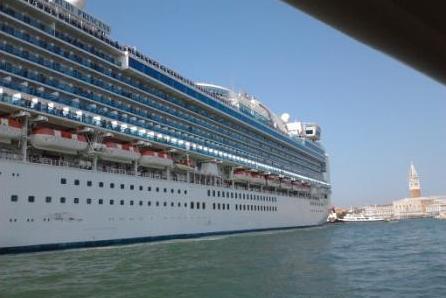 Le pressioni per il futuro delle navi da crociera
