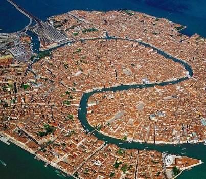 Venezia, guardiamola dall'alto