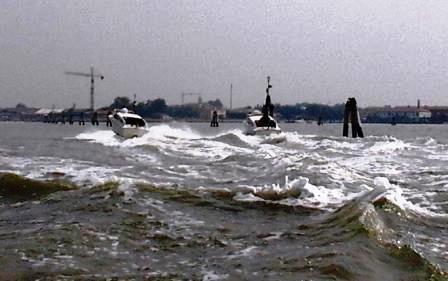 Il traffico acqueo è un problema di tutti