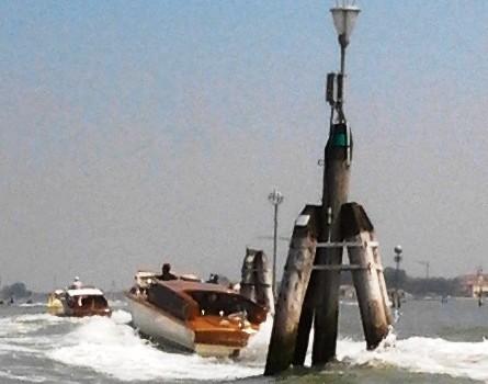 Il nostro post sul moto ondoso pubblicato dalla Nuova Venezia