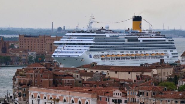 Grandi navi a Marghera? No, forse non proprio
