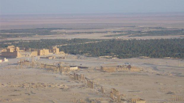 La crisi siriana e il patrimonio archeologico