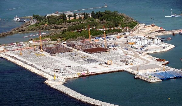 Offshore a Pellestrina? On-topic su Santa Maria del Mare