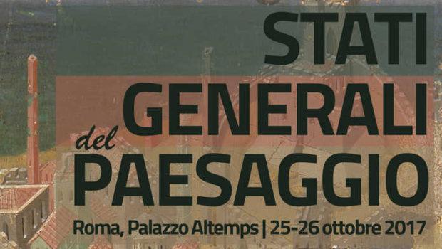 Stati Generali #paesaggioitaliano