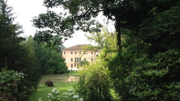 Silenzio nei Giardini storici di Mirano
