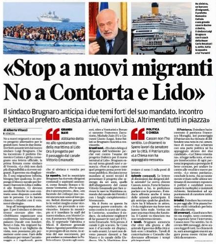 Brugnaro_e_migranti
