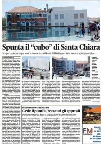 Cubo Santa Chiara