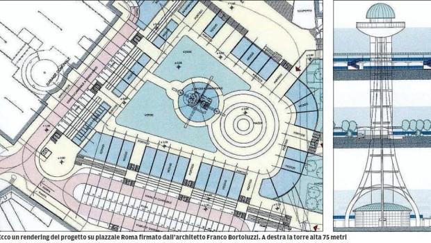 Un progetto per piazzale Roma