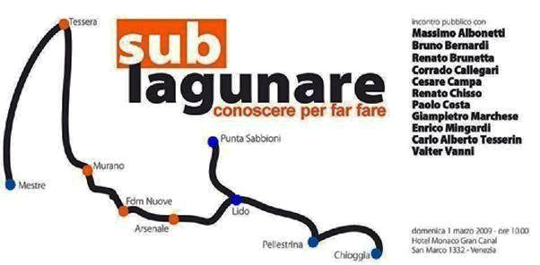 I progetti di metropolitana sublagunare
