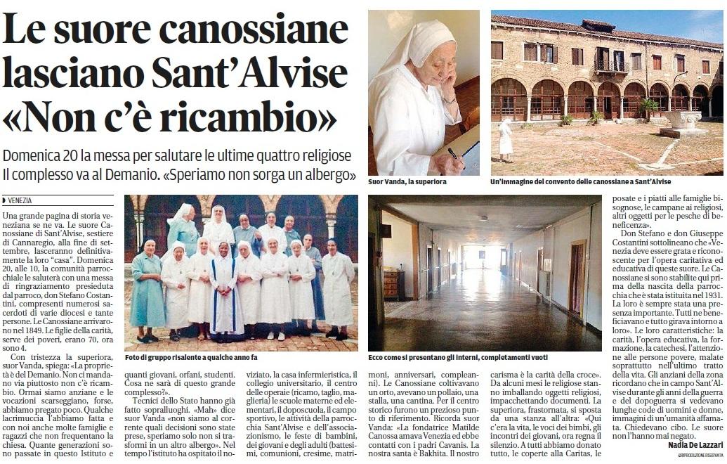 Canossiane convento
