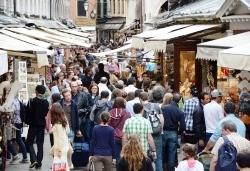Borletti Buitoni: Venezia potrebbe morire di turismo
