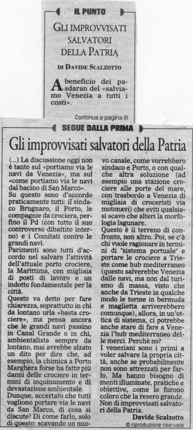 Scalzotto editoriale 1
