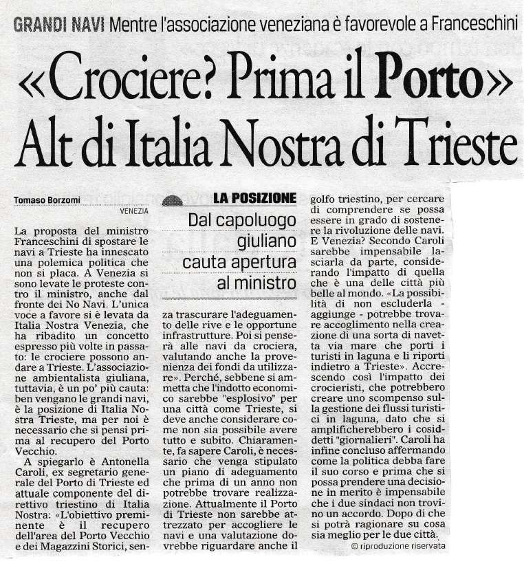 Trieste Italia Nostra