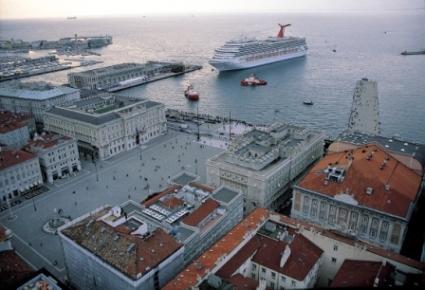 A Trieste si valutano il pro e il contro delle grandi navi
