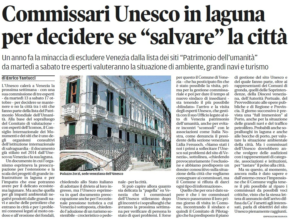 UNESCO Commissari