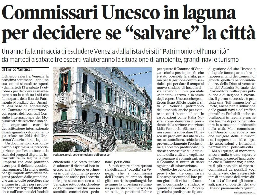 UNESCO Commissari