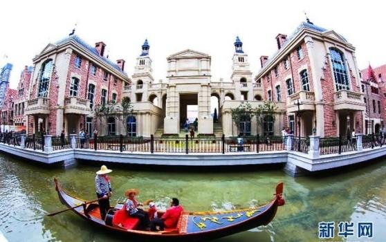 Otto miliardi per la finta Venezia