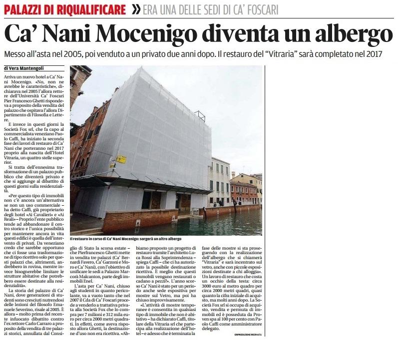 Ca' Nani Mocenigo