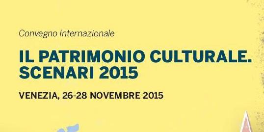 A Ca' Foscari un convegno sui patrimoni culturali