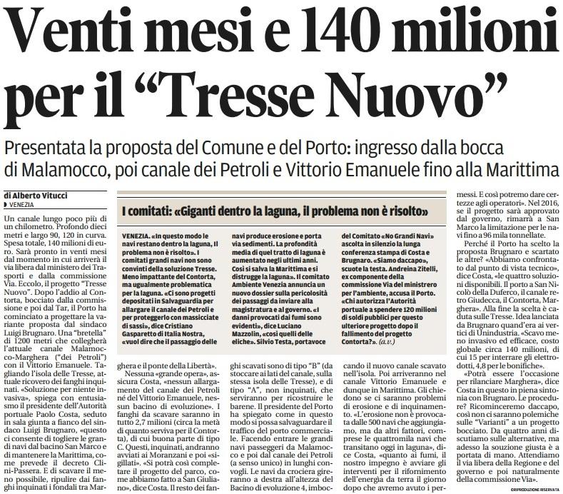 Tresse Nuovo La Nuova