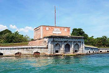 L'isola di Sant'Andrea dal degrado alla rinascita