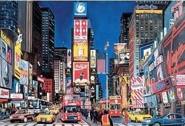 Times Square come modello per piazzale Roma