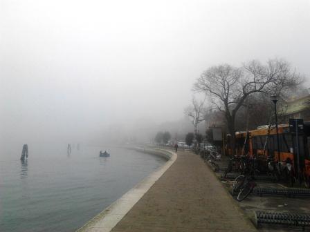 Respirare a Venezia