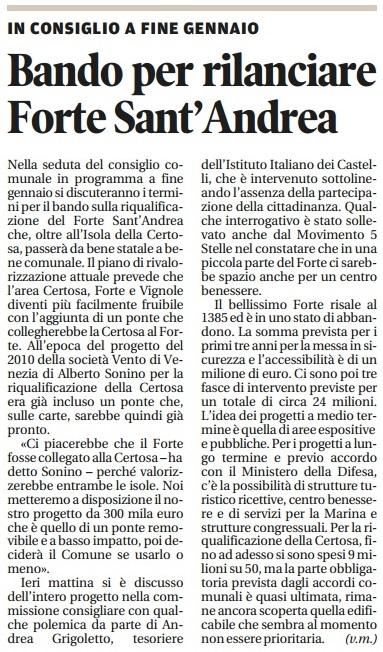 Bando Sant'Andrea Nuova