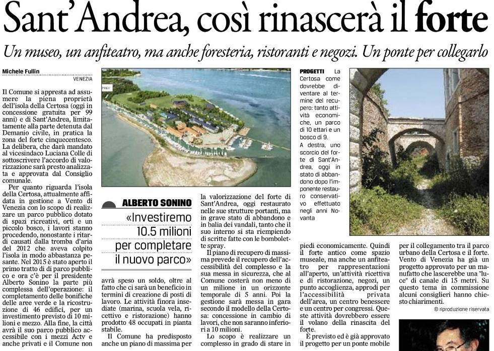 Progetto Sant'Andrea