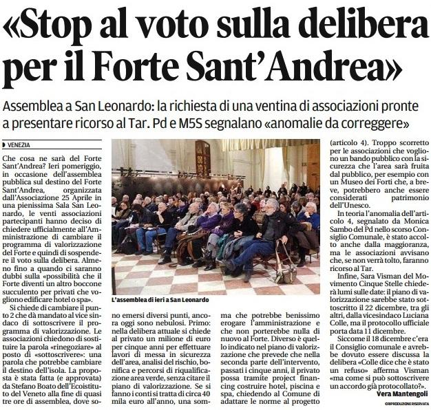 Sant'Andrea assemblea Nuova