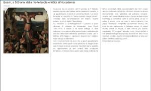 bosch accademia articolo gazzettino