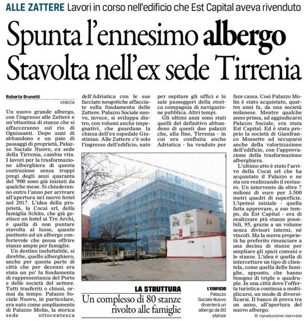 Albergo ex Tirrenia