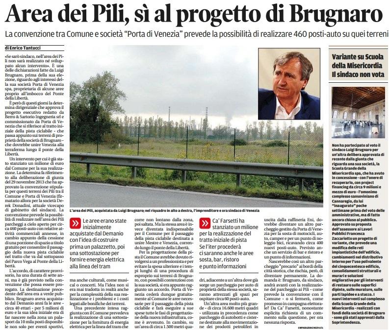 Brugnaro Pili