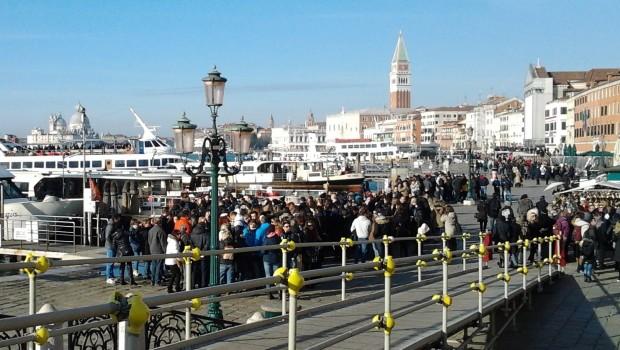 Il turismo a Venezia secondo Brugnaro