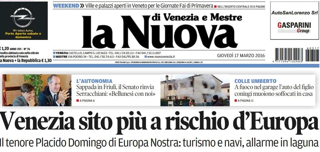Europa Nostra Nuova 0