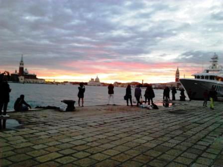 Laguna di Venezia tra i 7 siti più a rischio d'Europa