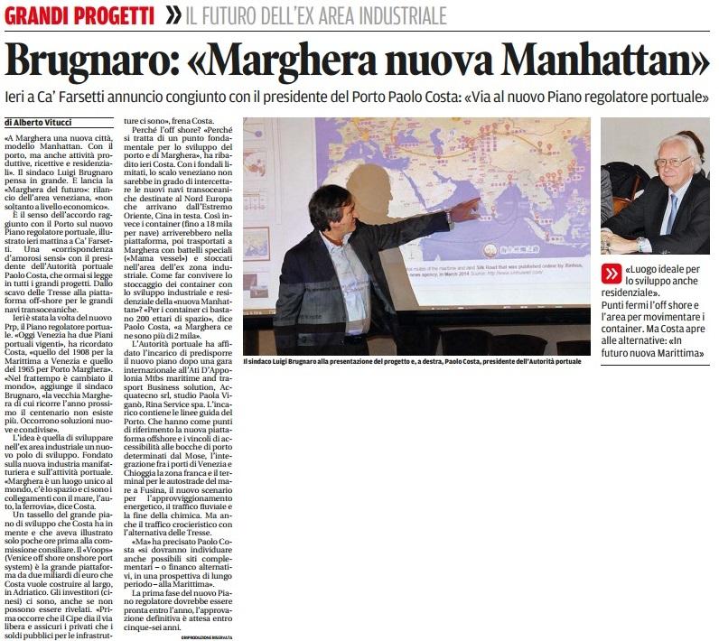 Marghera Manhattan