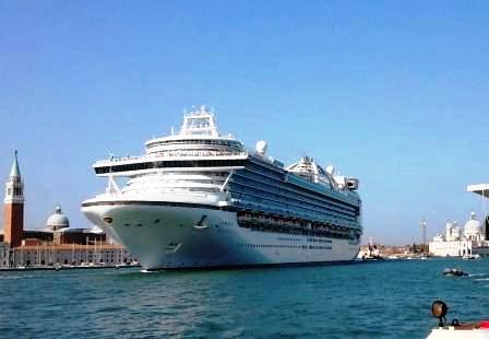 Per Franceschini le grandi navi starebbero meglio a Trieste
