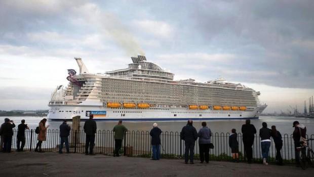 Il Guardian sull'inquinamento delle navi da crociera