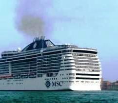 Sui fumi delle navi un veneziano riferisce a Bruxelles