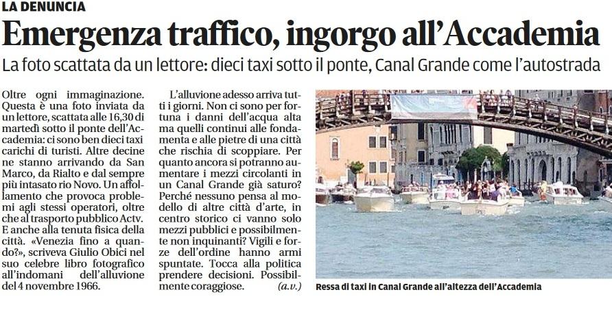 Taxi Accademia