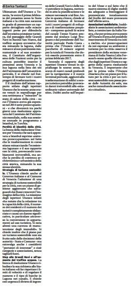 Unesco articolo
