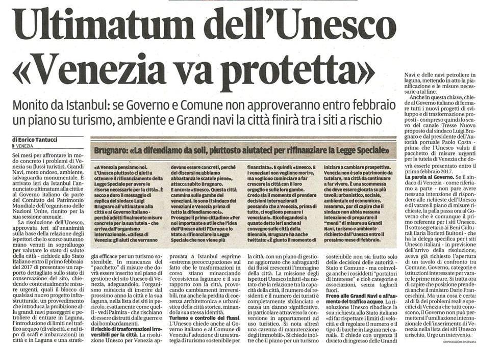 Unesco media Nuova