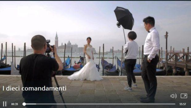 Venezia: un'occhiata, qualche foto e si archivia
