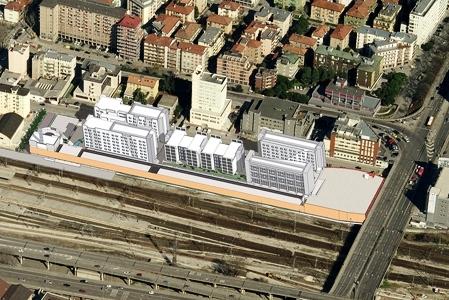 Mestre città-albergo, in arrivo 1.800 posti letto