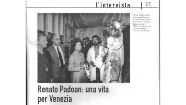 A Renato Padoan (1924 – 2017)